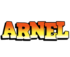 Arnel sunset logo