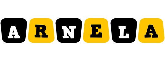 Arnela boots logo