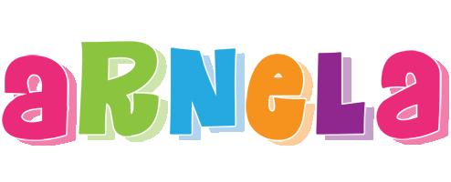 Arnela friday logo