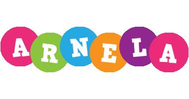 Arnela friends logo