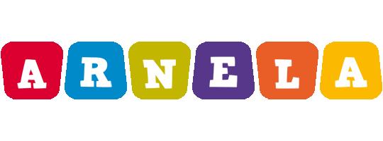 Arnela kiddo logo