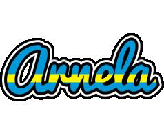 Arnela sweden logo
