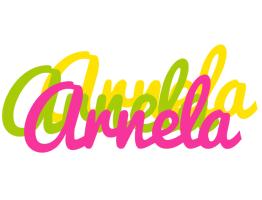 Arnela sweets logo