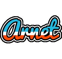 Arnet america logo