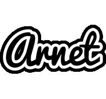 Arnet chess logo