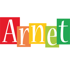 Arnet colors logo