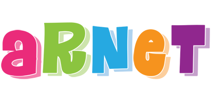 Arnet friday logo