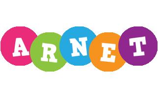 Arnet friends logo