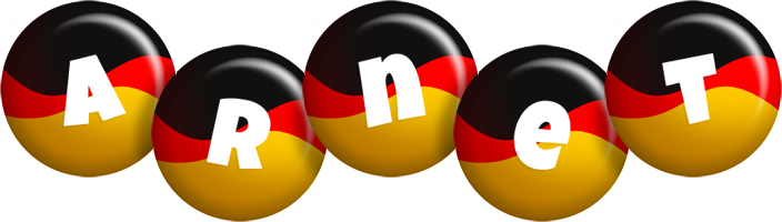 Arnet german logo