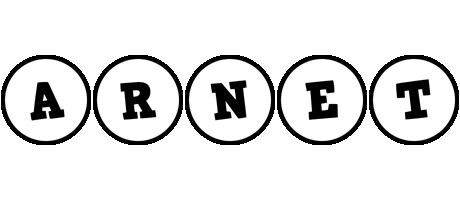 Arnet handy logo