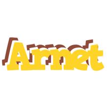 Arnet hotcup logo