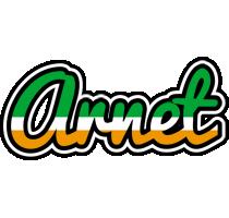 Arnet ireland logo