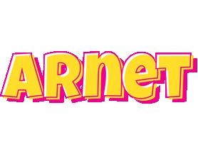 Arnet kaboom logo