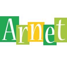 Arnet lemonade logo