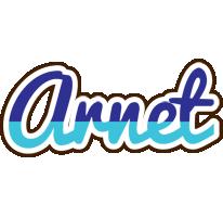Arnet raining logo