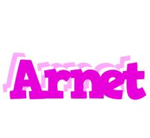 Arnet rumba logo