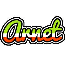 Arnet superfun logo