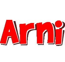 Arni basket logo