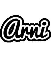 Arni chess logo
