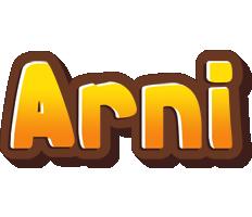 Arni cookies logo