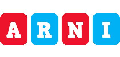 Arni diesel logo