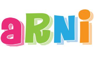 Arni friday logo