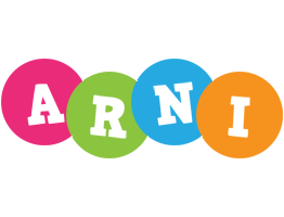 Arni friends logo