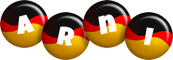 Arni german logo