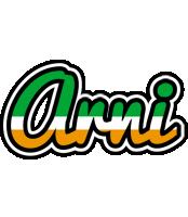 Arni ireland logo