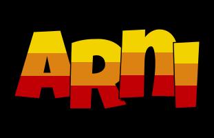 Arni jungle logo