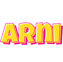 Arni kaboom logo