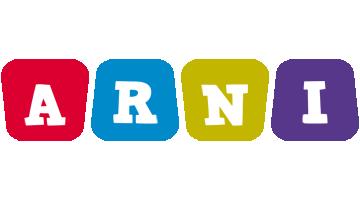 Arni kiddo logo