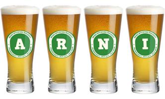 Arni lager logo