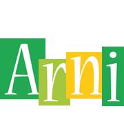 Arni lemonade logo