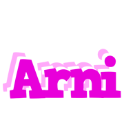Arni rumba logo