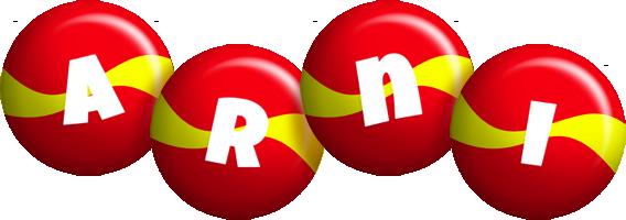 Arni spain logo