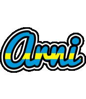 Arni sweden logo