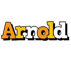 Arnold cartoon logo