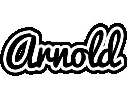 Arnold chess logo