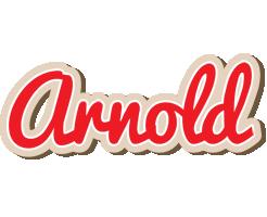 Arnold chocolate logo