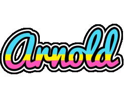 Arnold circus logo