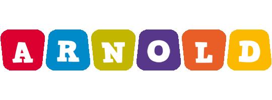 Arnold daycare logo