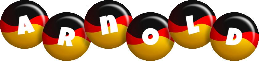 Arnold german logo