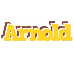 Arnold hotcup logo