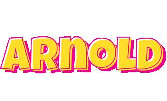 Arnold kaboom logo