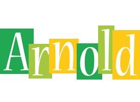 Arnold lemonade logo
