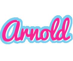 Arnold popstar logo