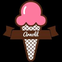 Arnold premium logo