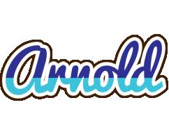 Arnold raining logo