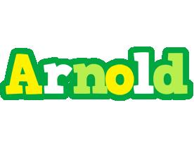Arnold soccer logo
